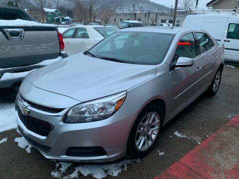 2014 Chevrolet Malibu for sale at SAVORS AUTO CONNECTION LLC in East Liverpool OH