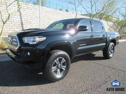 2016 Toyota Tacoma for sale at AUTO HOUSE TEMPE in Tempe AZ