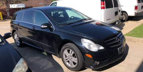 2009 Mercedes-Benz R-Class for sale at Cargo Vans of Chicago LLC in Mokena IL