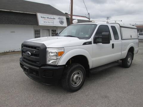 2014 Ford F-250 Super Duty for sale at Wally's Wholesale in Manakin Sabot VA