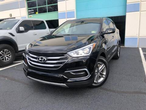 2018 Hyundai Santa Fe Sport for sale at Best Auto Group in Chantilly VA