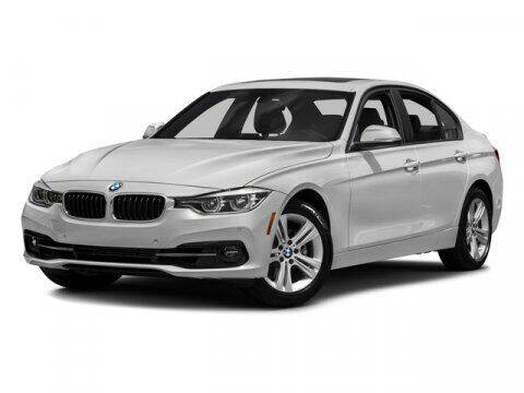 2018 BMW 3 Series for sale at Griffin Buick GMC in Monroe NC