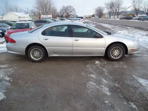 2003 Chrysler Concorde for sale at BRETT SPAULDING SALES in Onawa IA