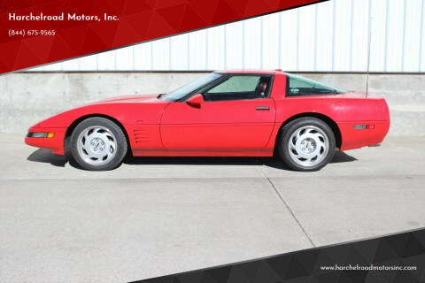 1991 Chevrolet Corvette for sale at Harchelroad Motors, Inc. in Imperial NE