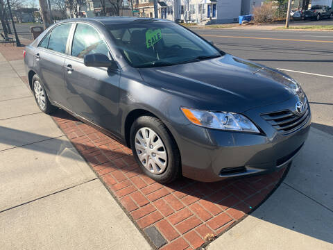 2007 Toyota Camry for sale at Viscuso Motors in Hamden CT