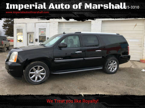 2008 GMC Yukon XL for sale at Imperial Auto of Marshall - Imperial Auto Of Slater in Slater MO
