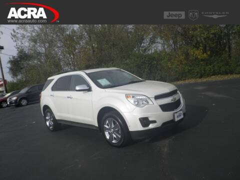 2014 Chevrolet Equinox for sale at BuyRight Auto in Greensburg IN