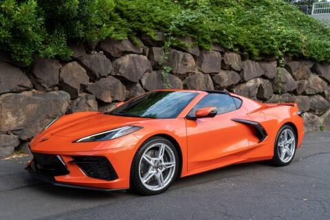 2020 Chevrolet Corvette for sale at Zadart in Bellevue WA