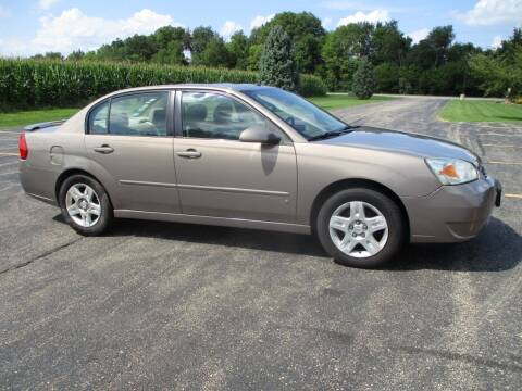 2008 Chevrolet Malibu Classic for sale at Crossroads Used Cars Inc. in Tremont IL