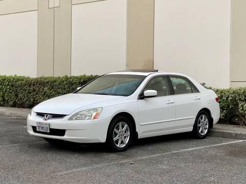 2004 Honda Accord for sale at Carfornia in San Jose CA