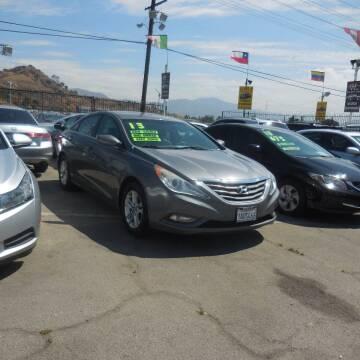 2013 Hyundai Sonata for sale at Luxor Motors Inc in Pacoima CA