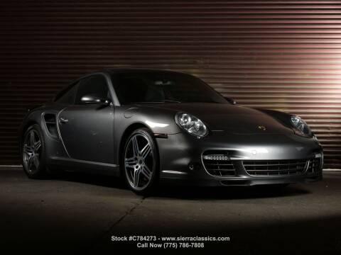 2008 Porsche 911 for sale at Sierra Classics & Imports in Reno NV