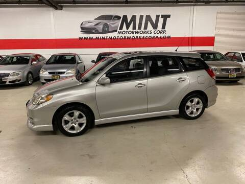 2003 Toyota Matrix for sale at MINT MOTORWORKS in Addison IL