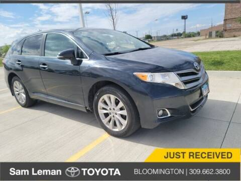 2013 Toyota Venza for sale at Sam Leman Toyota Bloomington in Bloomington IL