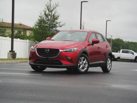 2020 Mazda CX-3 for sale at Jack Schmitt Chevrolet Wood River in Wood River IL