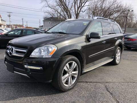 2011 Mercedes-Benz GL-Class for sale at Top Line Import in Haverhill MA