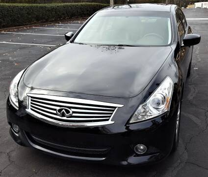 2011 Infiniti G37 Sedan for sale at memar auto sales, inc. in Marietta GA