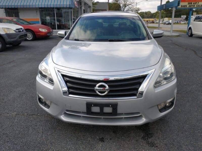 2014 Nissan Altima for sale at Dad's Auto Sales in Newport News VA