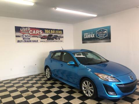 2010 Mazda MAZDA3 for sale at EMH Imports LLC in Monroe NC