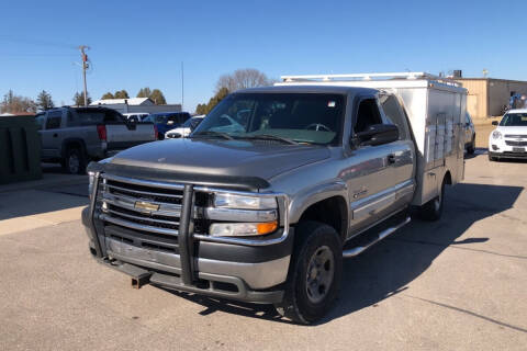 2002 Chevrolet Silverado 2500HD for sale at Quality Auto Sales And Service Inc in Westchester IL