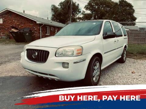 2005 Buick Terraza for sale at Marti Motors Inc in Madison IL