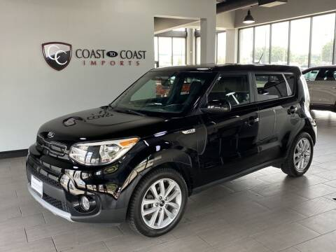 2017 Kia Soul for sale at Coast to Coast Imports in Fishers IN