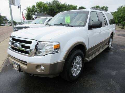 2014 Ford Expedition EL for sale at Dam Auto Sales in Sioux City IA