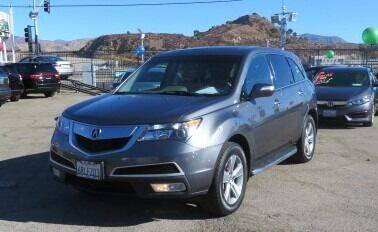 2011 Acura MDX for sale at Luxor Motors Inc in Pacoima CA
