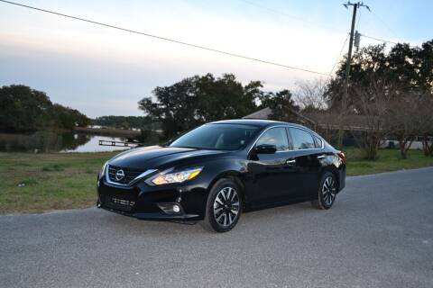 2018 Nissan Altima for sale at Car Bazaar in Pensacola FL