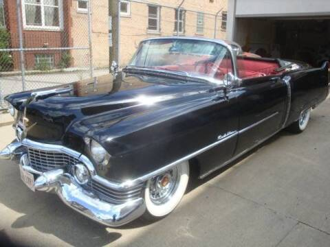 1954 Cadillac Series 62 for sale at Classic Car Deals in Cadillac MI