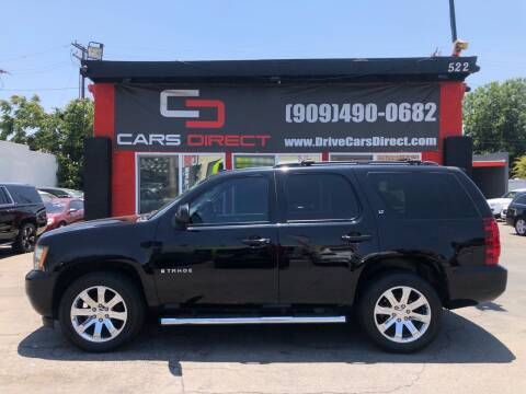 2009 Chevrolet Tahoe for sale at Cars Direct in Ontario CA