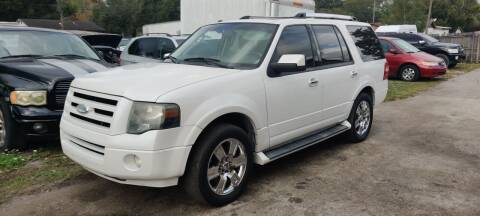 2009 Ford Expedition for sale at Advance Import in Tampa FL