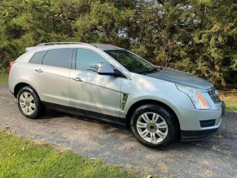 2011 Cadillac SRX for sale at Kansas Car Finder in Valley Falls KS
