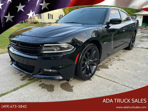 2017 Dodge Charger for sale at Ada Truck Sales in Ada OH