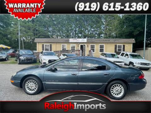 2001 Chrysler Concorde for sale at Raleigh Imports in Raleigh NC