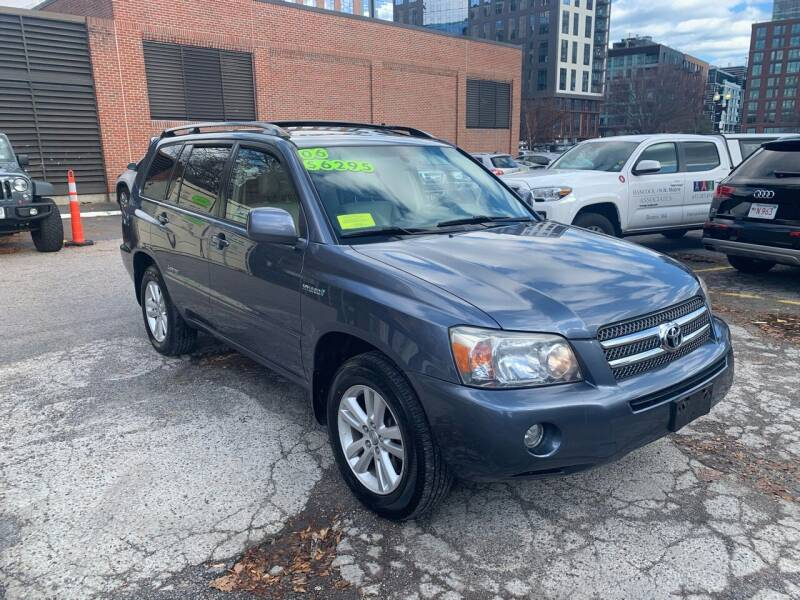 2006 Toyota Highlander Hybrid for sale at Boston Auto Exchange in Boston MA