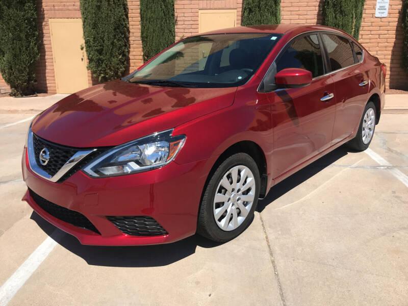 2017 Nissan Sentra for sale at Freedom  Automotive in Sierra Vista AZ