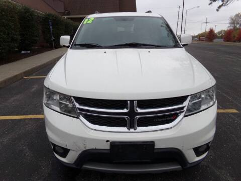 2012 Dodge Journey for sale at US Auto Brokers LLC in Kansas City MO