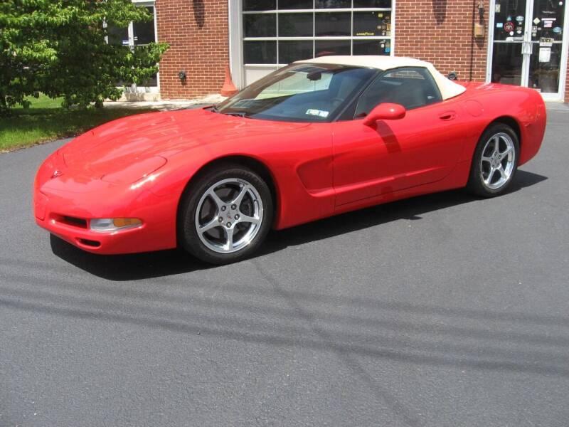 1999 Chevrolet Corvette for sale at Jacksons Auto Sales in Landisville PA