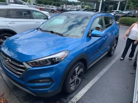 2018 Hyundai Tucson for sale at Southern Auto Solutions-Jim Ellis Hyundai in Marietta GA