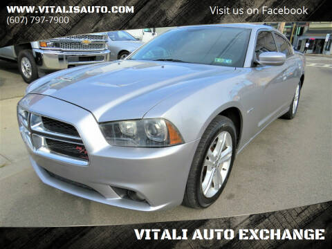 2011 Dodge Charger for sale at VITALI AUTO EXCHANGE in Johnson City NY