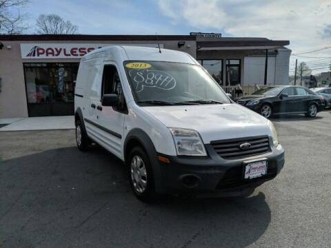 2013 Ford Transit Connect for sale at PAYLESS CAR SALES of South Amboy in South Amboy NJ