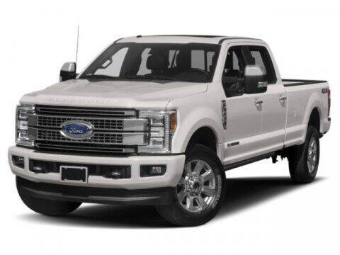 2019 Ford F-250 Super Duty for sale at Auto Finance of Raleigh in Raleigh NC