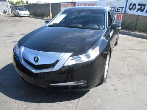 2010 Acura TL for sale at Quick Auto Sales in Modesto CA