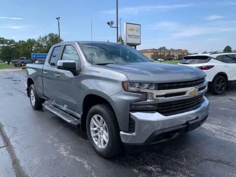2019 Chevrolet Silverado 1500 for sale at Dunn Chevrolet in Oregon OH