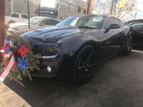 2012 Chevrolet Camaro for sale at Cypress Motors of Ridgewood in Ridgewood NY