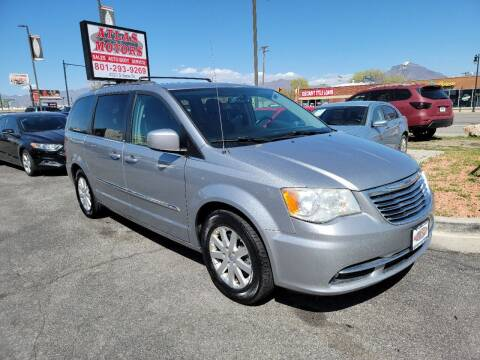 2014 Chrysler Town and Country for sale at ATLAS MOTORS INC in Salt Lake City UT