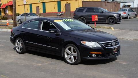 2012 Volkswagen CC for sale at Costas Auto Gallery in Rahway NJ
