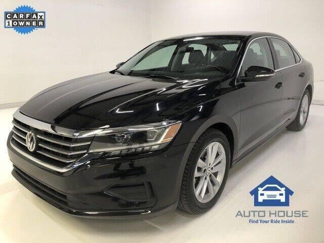 2020 Volkswagen Passat for sale at MyAutoJack.com @ Auto House in Tempe AZ