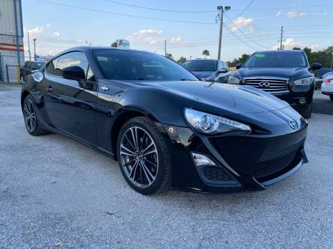 2014 Scion FR-S for sale at Marvin Motors in Kissimmee FL